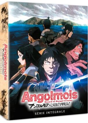 Angolmois : Record of Mongol Invasion - Série Intégrale (2 DVDs)