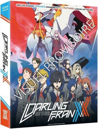 Darling in the Franxx - Intégrale (Collector's Edition, 4 DVDs)