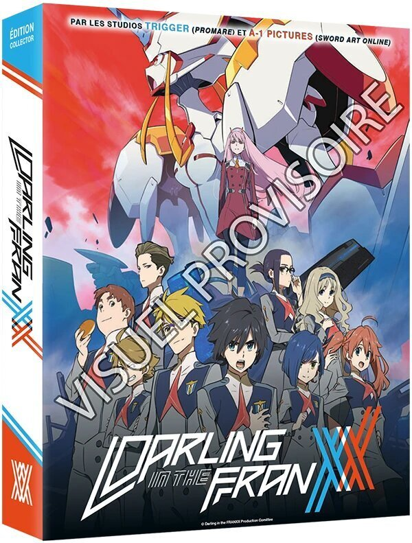 Darling in the Franxx - Intégrale (Collector's Edition, 4 DVD)