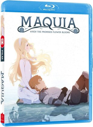 Maquia - When the promised flower blooms (2018)