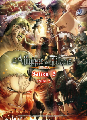 L'Attaque des Titans - Saison 3 - Partie 2 (Collector's Edition, 2 Blu-rays)