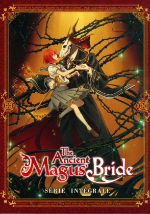 The Ancient Magus Bride - Saison 1 (4 DVDs)