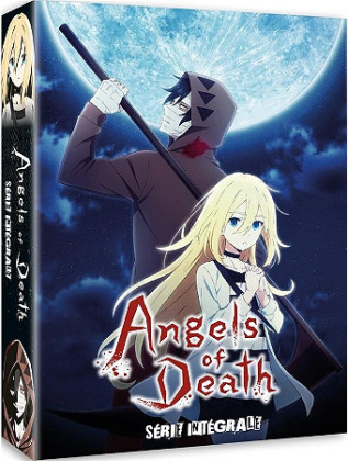 Angels of Death - Intégrale (3 DVDs)