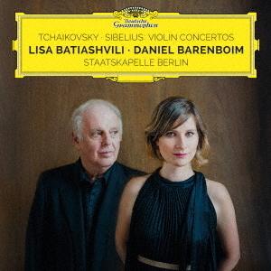 Peter Iljitsch Tschaikowsky (1840-1893), Jean Sibelius (1865-1957), Daniel Barenboim, Lisa Batiashvili & Staatskapelle Berlin - Violin Concertos (Japan Edition, UHQCD, Limited, 24 Bit Remastered)