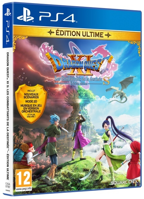 Dragon Quest XI S (Definitive Edition)