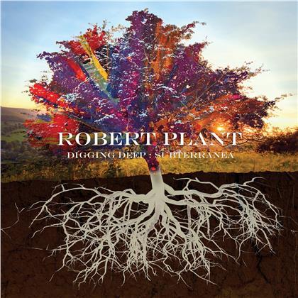 Robert Plant - Digging Deep: Subterranea (2 CDs)