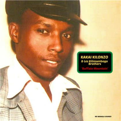 Kakai Kilonzo - Buffalo Mountain (LP)