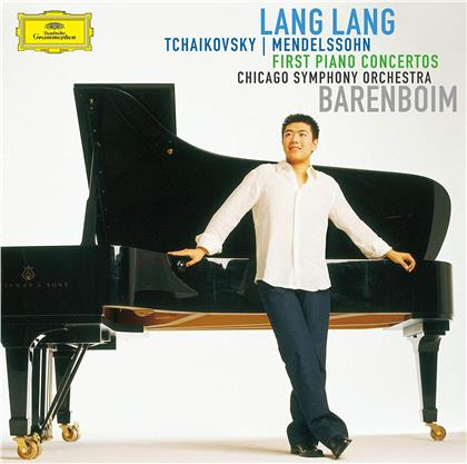Peter Iljitsch Tschaikowsky (1840-1893), Felix Mendelssohn-Bartholdy (1809-1847), Daniel Barenboim, Lang Lang & Chicago Symhony Orchestra - First Piano Concertos (UHQCD, Limited, Japan Edition, Remastered)