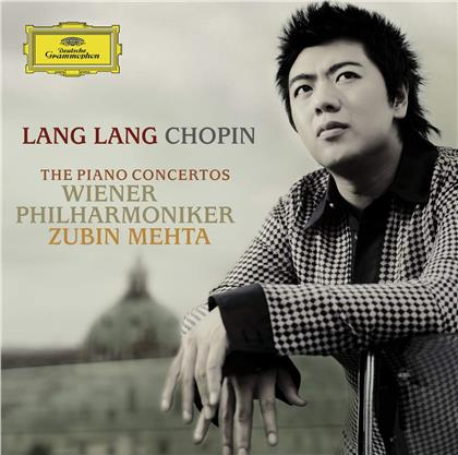 Frédéric Chopin (1810-1849), Zubin Mehta, Lang Lang & Wiener Philharmoniker - The Piano Concertos (Limited, UHQCD, Japan Edition)