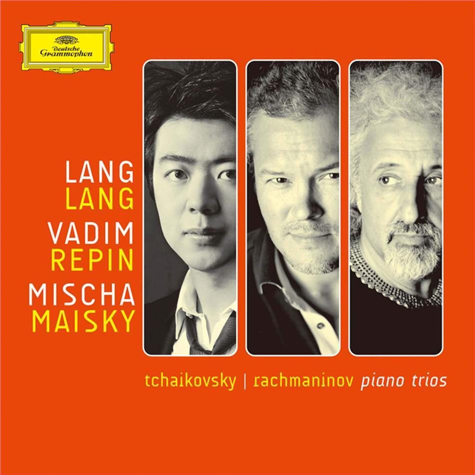Lang Lang, Peter Iljitsch Tschaikowsky (1840-1893), Sergej Rachmaninoff (1873-1943), Vadim Repin & Mischa Maisky - Piano Trios (UHQCD, Limited, Japan Edition, Remastered)