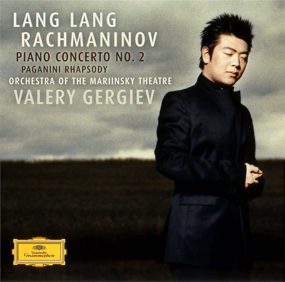 Sergej Rachmaninoff (1873-1943), Valery Gergiev, Lang Lang & Orchestra Of The Mariinsky Theatre - Piano Cto 2 / Rhapsody On A Theme Of (Limited, UHQCD, Japan Edition, Remastered)