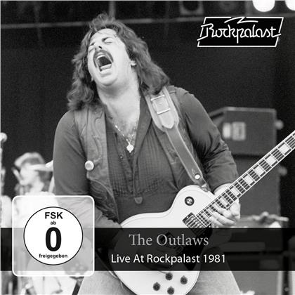 The Outlaws - Live At Rockpalast 1981 (CD + DVD)