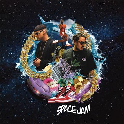 Les & Chilli Mari - Space Jam