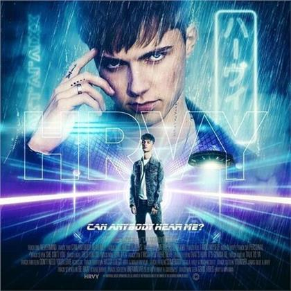 HRVY - Can Anybody Hear Me (Limited, Deluxe Edition)