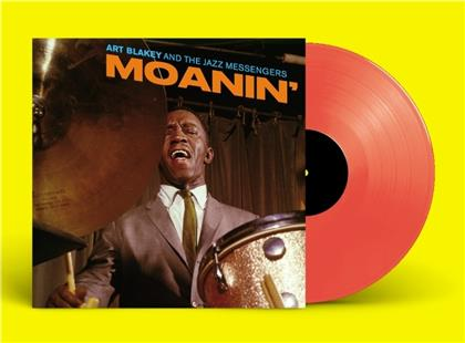 Art Blakey - Moanin (2020 Reissue, 20th Century Masters, Solid Red Vinyl, LP)