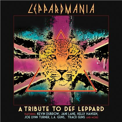 Leppardmania - A Tribute To Def Leppard (Limited, Colored, LP)