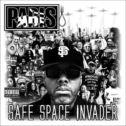 Paris - Safe Space Invader (LP)