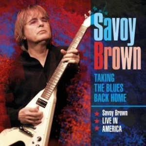 Savoy Brown - Taking The Blues Back Home Live In America (3 CDs)