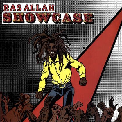 Ras Allah - Showcase (LP)