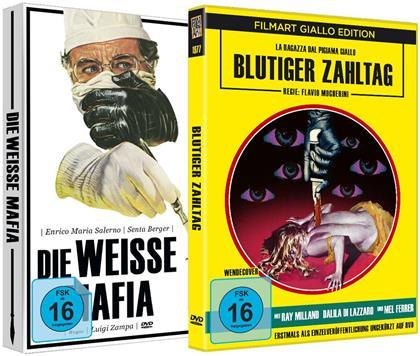 Italo Bundle - Die weisse Mafia / Blutiger Zahltag (Limited Edition, 2 DVDs)