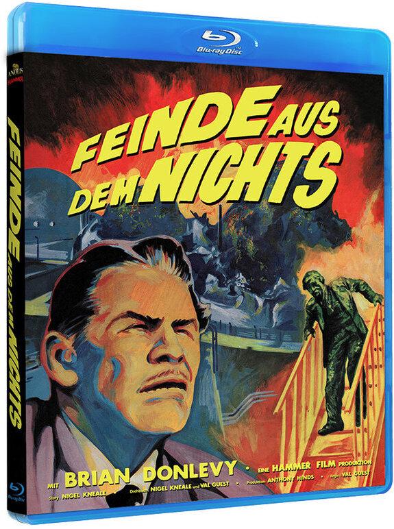 Feinde aus dem Nichts (1957) (Hammer Edition, s/w, Limited Edition)