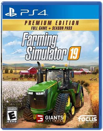 Farming Simulator 19 (Édition Premium)