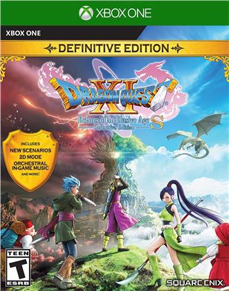 Dragon Quest Xi S: Echoes Elusive Age (Definitive Edition, Definitive Edition Standard)