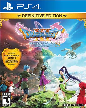 Dragon Quest Xi S: Echoes Elusive Age (Definitive Edition)