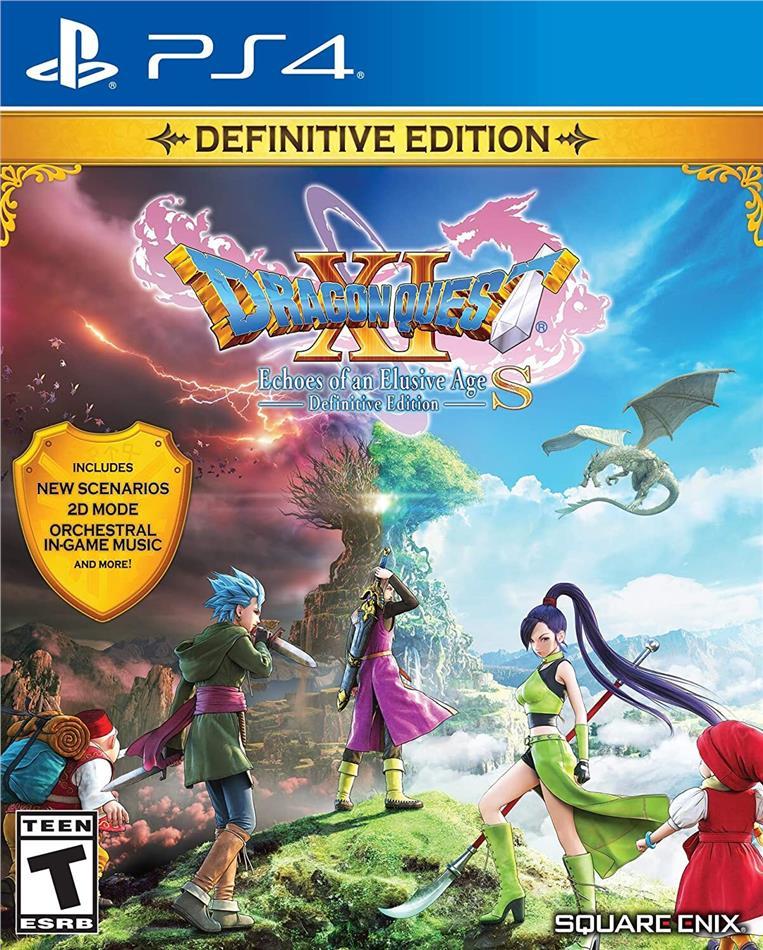 Dragon Quest Xi S: Echoes Elusive Age (Definitive Edition)