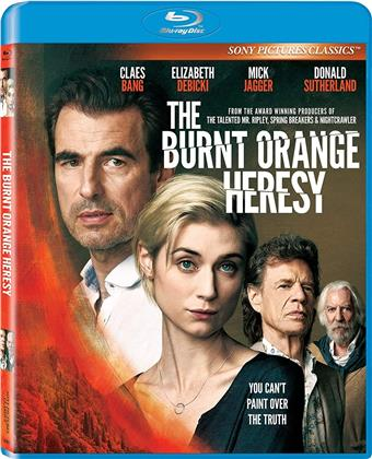 The Burnt Orange Heresy (2019)