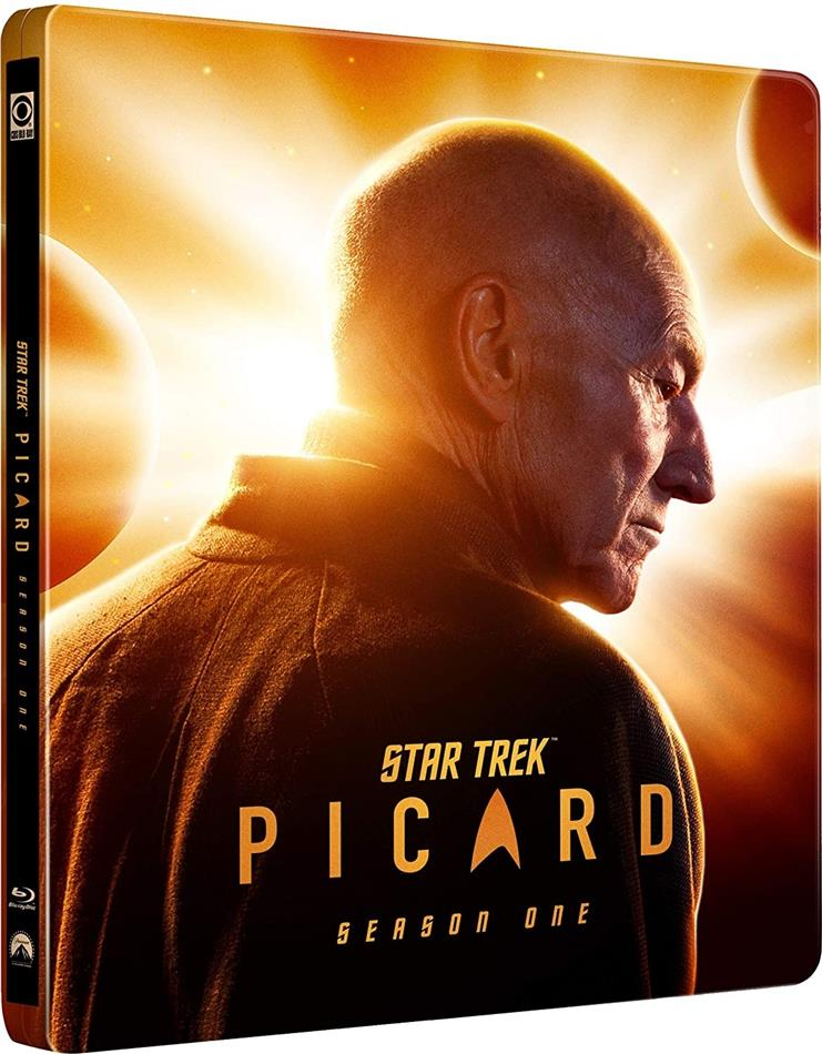 Star Trek: Picard - Season 1 (Steelbook, 3 Blu-rays)