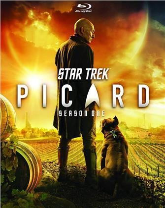 Star Trek: Picard - Season 1 (3 Blu-rays)