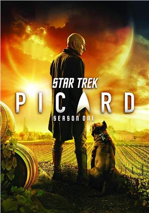 Star Trek: Picard - Season 1 (3 DVDs)