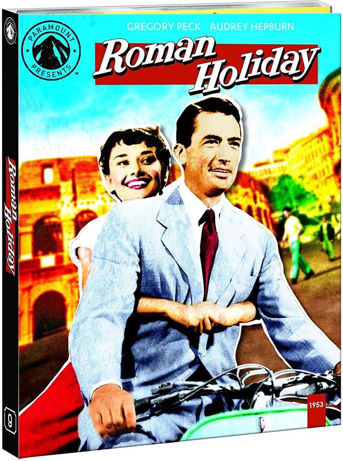 Roman Holiday (1953) (s/w, Limited Edition, Remastered)