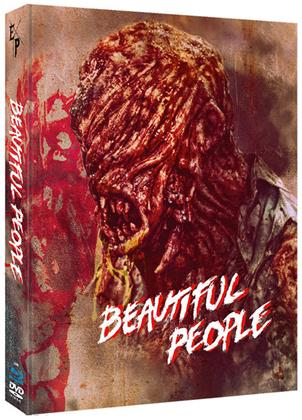 Beautiful People (2014) (Cover D, Limited Edition, Mediabook, Uncut, Blu-ray + DVD)