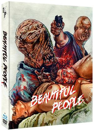Beautiful People (2014) (Cover C, Limited Edition, Mediabook, Uncut, Blu-ray + DVD)