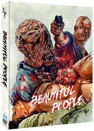 Beautiful People (2014) (Cover C, Edizione Limitata, Mediabook, Uncut, Blu-ray + DVD)
