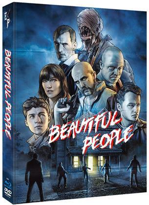Beautiful People (2014) (Cover A, Edizione Limitata, Mediabook, Uncut, Blu-ray + DVD)