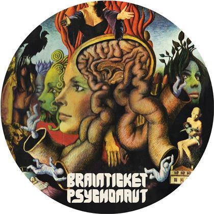 Brainticket - Psychonaut (2020 Reissue, Purple Pyramid, Remastered, LP)