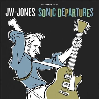 Jw Jones - Sonic Departures