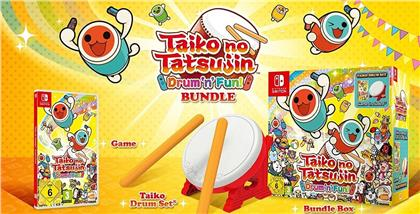 Taiko no Tatsujin Bundle Drum'n'Fun