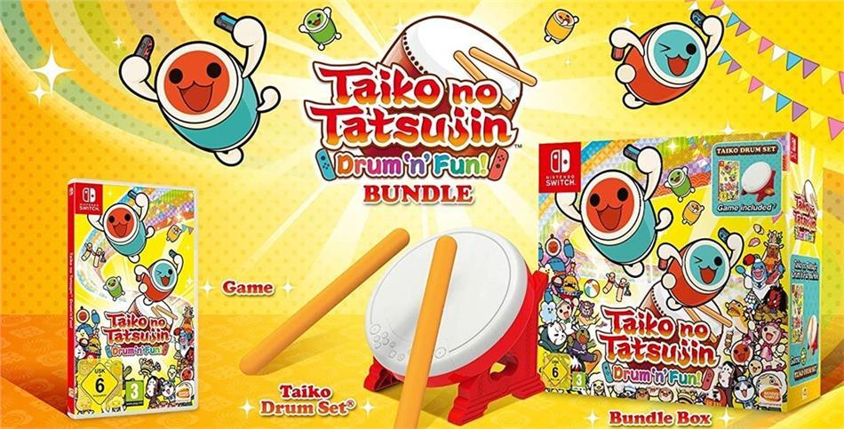 Taiko no Tatsujin Bundle Drum'n'Fun