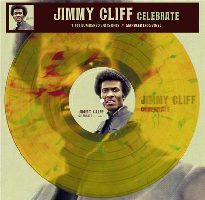 Jimmy Cliff - Celebrate (Marbled Vinyl, LP)