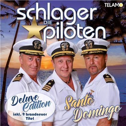 Die Schlagerpiloten - Santo Domingo (Deluxe Edition, 2 CDs)
