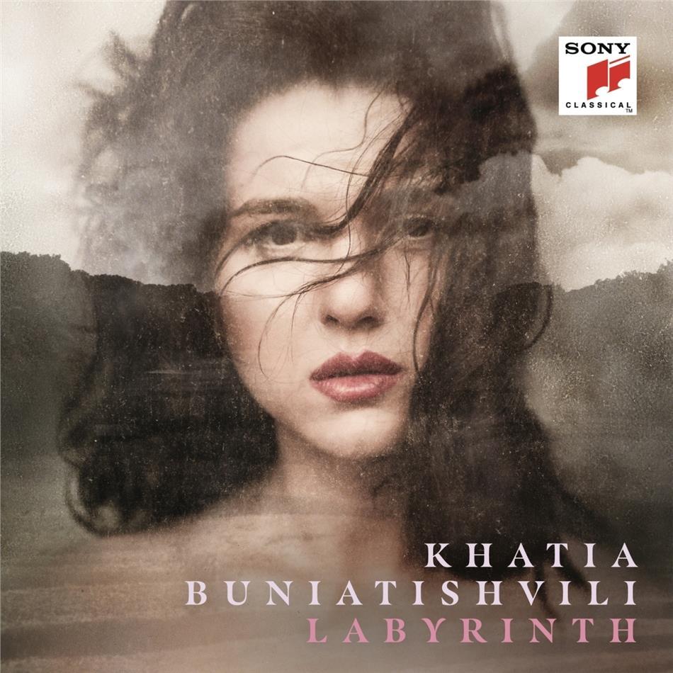 Khatia Buniatishvili - Labyrinth (2 LPs)
