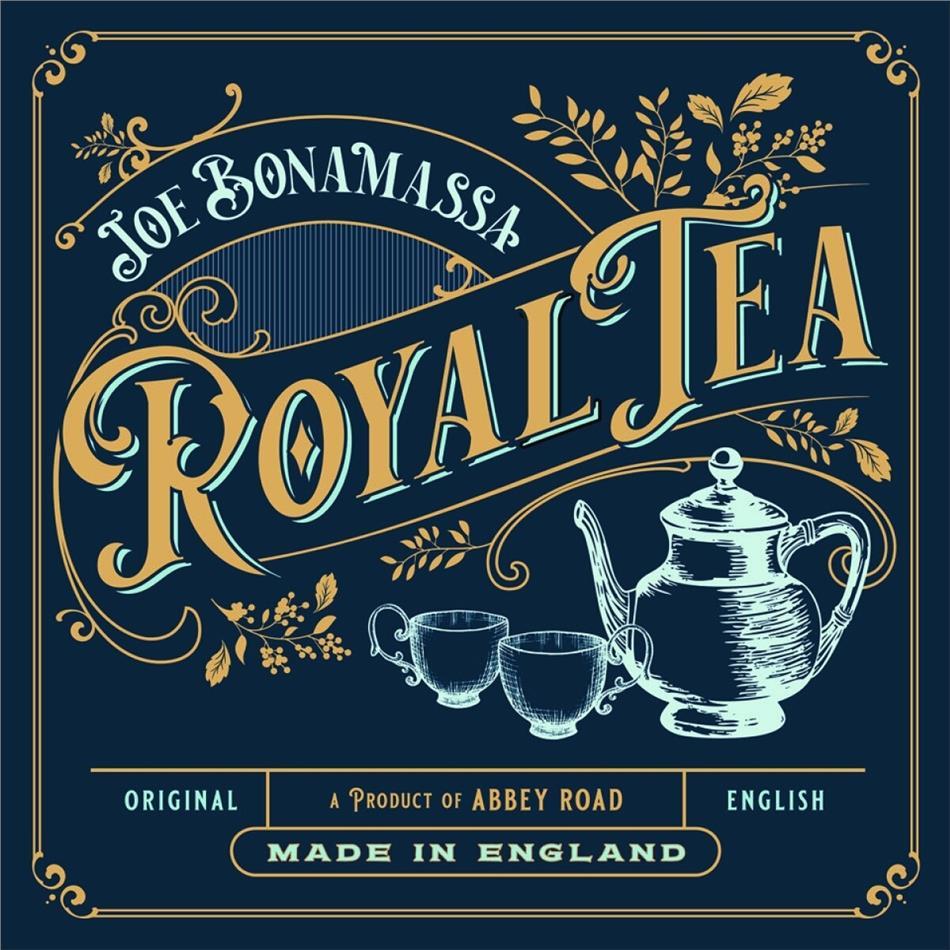 Joe Bonamassa - Royal Tea (Transparent Vinyl, 2 LPs)