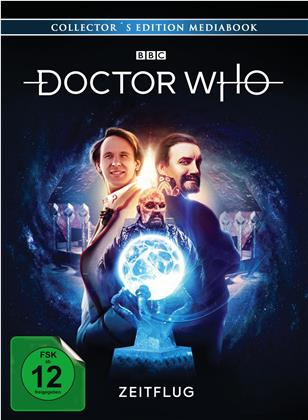 Doctor Who - Fünfter Doktor - Zeitflug (BBC, Collector's Edition Limitata, Mediabook, Blu-ray + DVD)