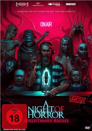 A Night of Horror - Nightmare Radio (2019) (Uncut)