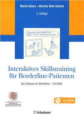 Interaktives Skillstraining für Borderline-Patienten - Die Software für Betroffene