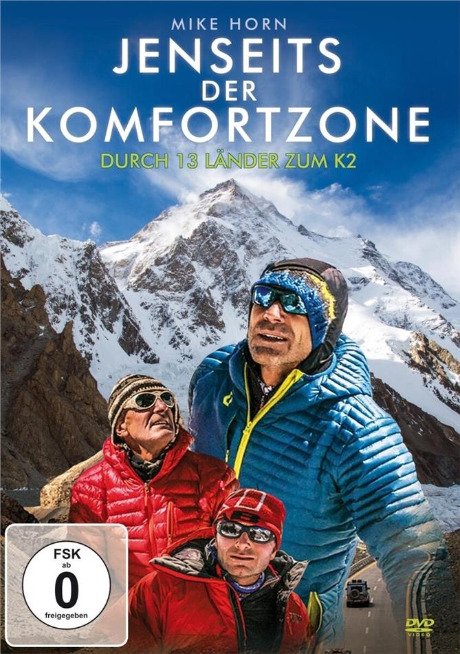 Mike Horn - Jenseits der Komfortzone - Durch 13 länder zum K2 (2018)